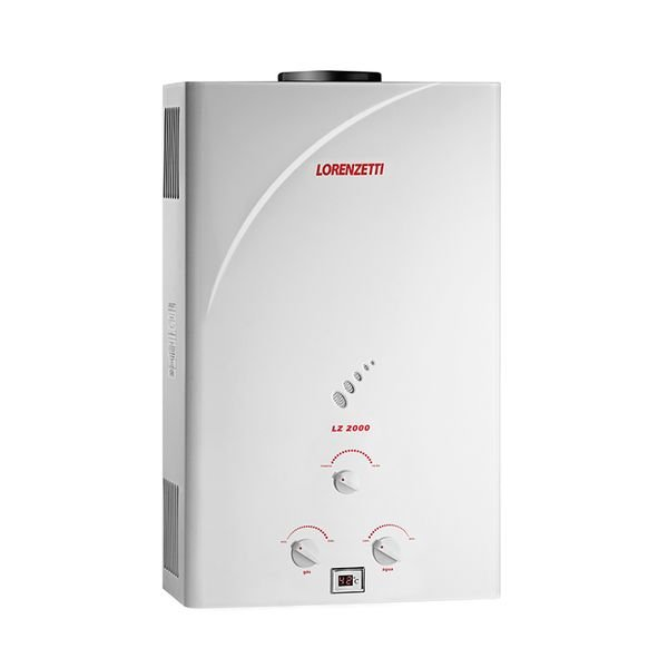 aquecedor de agua lz 2000 lorenzetti 2