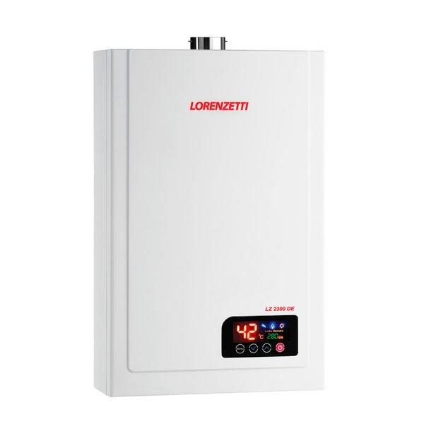 aquecedor de agua lz 2300de lorenzetti 1