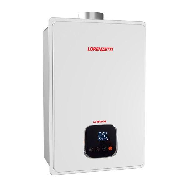 aquecedor de agua lz 4500de lorenzetti 2