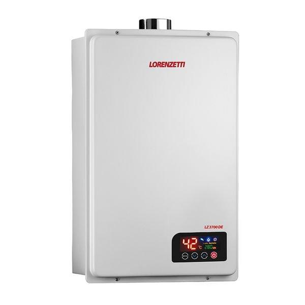 aquecedor de agua lz 3700de lorenzetti 1
