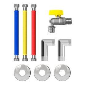 kit completo de instalacao de aquecedor a gas censi 1