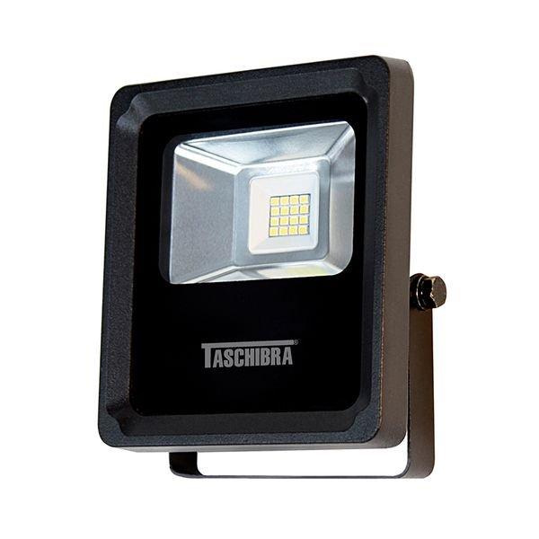 refletor tr 10 led taschibra preto