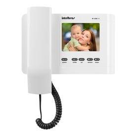 videoporteiro com monofone iv 4010 hs intelbras 2
