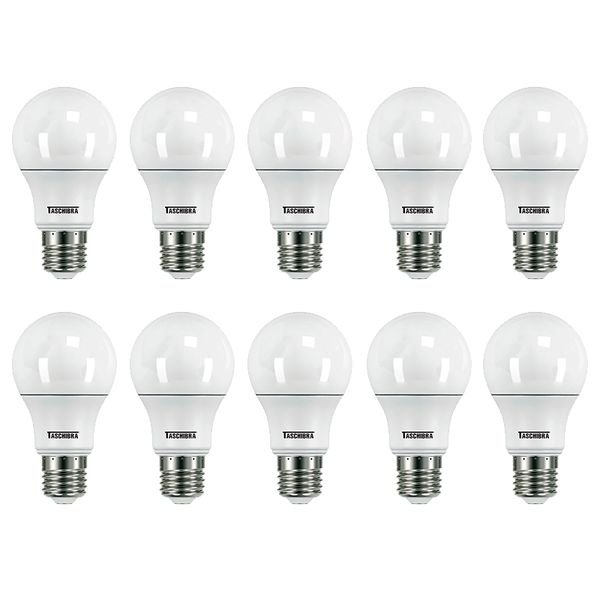 kit 10 lampadas de led taschibra