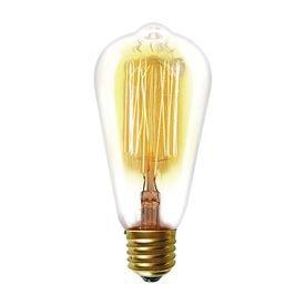 lampada filamento de carbono taschibra st64 1