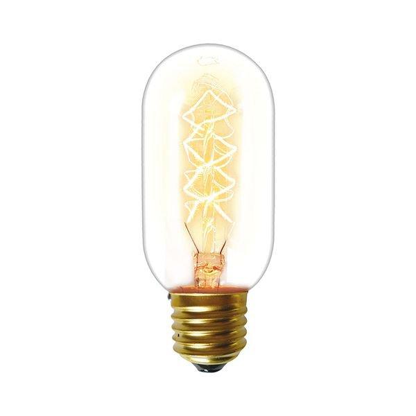 lampada filamento de carbono taschibra t45 1