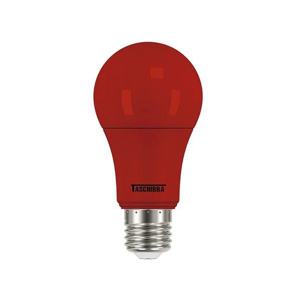 lampada led taschibra tkl colors vermelho