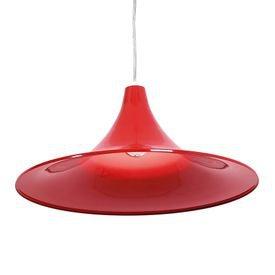 lustre pendente blumenox capelo vermelho e27 1