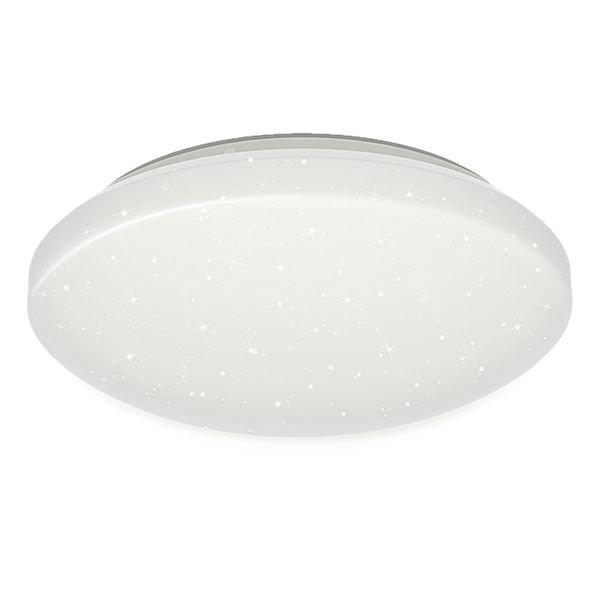 plafon led taschibra orion de sobrepor 16w branco 1