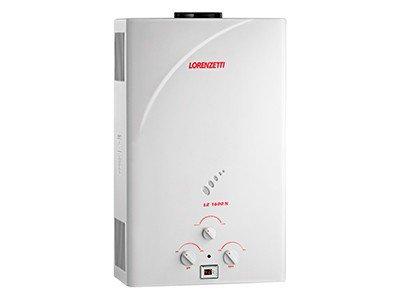 aquecedor de agua a gas lorenzetti lz 1600n glp 1