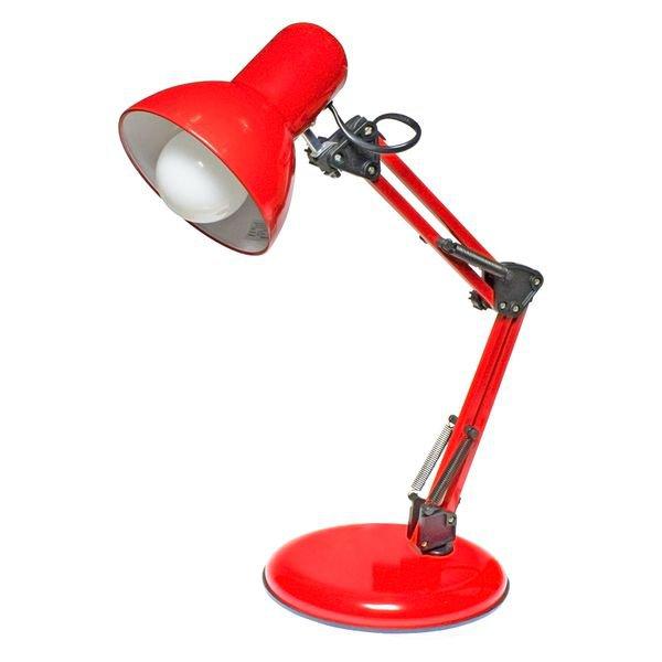 luminaria de mesa startec empire b vermelha 1