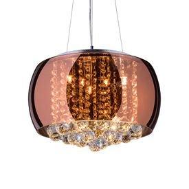 lustre pendente startec attractive 40 cobre g9 bivolt 1