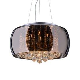 lustre pendente startec attractive 50 cromado g9 bivolt 1