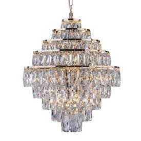 lustre pendente startec florenca belle dourado g9 bivolt 1