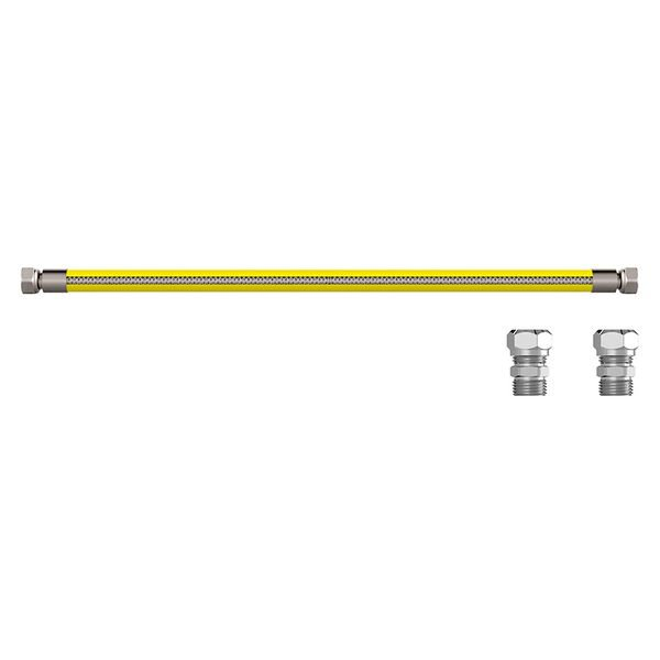 engate flexivel para gas censi multicamada com 1 metro 1