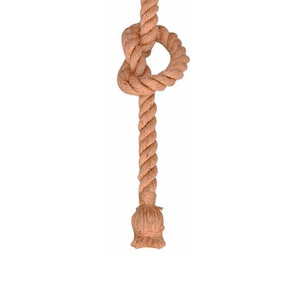lustre pendente corda para 1 lampada e27 bivolt 1