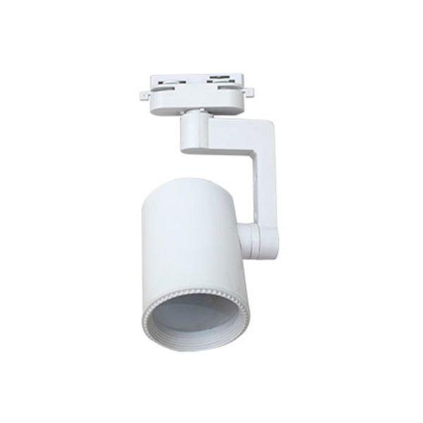 spot direcionavel para trilho energizado branco e27 bivolt