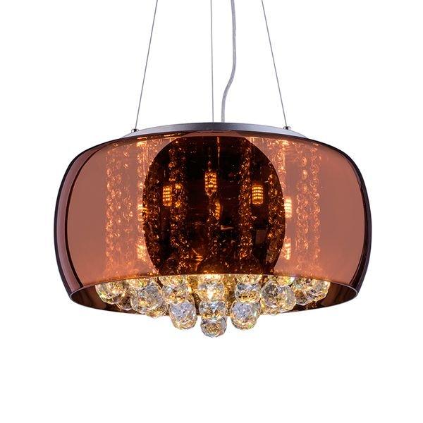 lustre pendente startec attractive 50 cobre g9 bivolt 1
