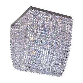 plafon llum pandora quadrado 30cm g9 bivolt 1