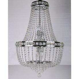 lustre pendente arquitetizze fontana gemelli 12 cromado e14 bivolt 2