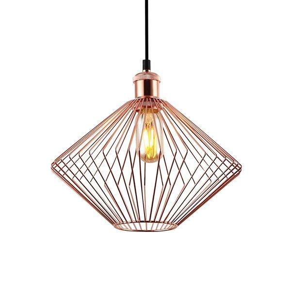 lustre pendente arquitetizze toquio aramado cobre e27 bivolt 1