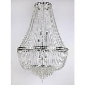 lustre pendente arquitetizze fontana gemelli 23 cromado e14 bivolt 2