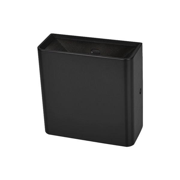 arandela avant elegance ip65 preta com led bivolt 1