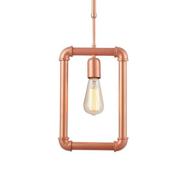 lustre pendente avant hash 1 cobre e27 bivolt 1