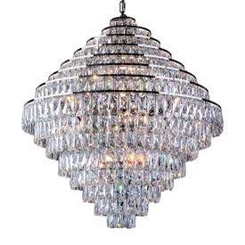 lustre pendente startec florenca belle 80 cromado g9 bivolt 1
