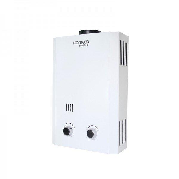 aquecedor de agua a gas komeco ko 07m bp 1