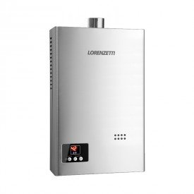 aquecedor a gas lz 1600di inox lorenzetti 1