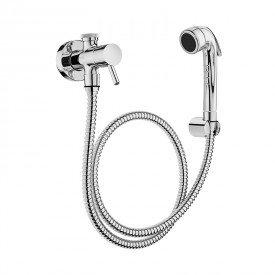 ducha higienica docol loggica 525306 com flexivel de 1 20m cromada 1