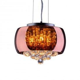 lustre pendente startec attractive 28 cobre g9 bivolt 1