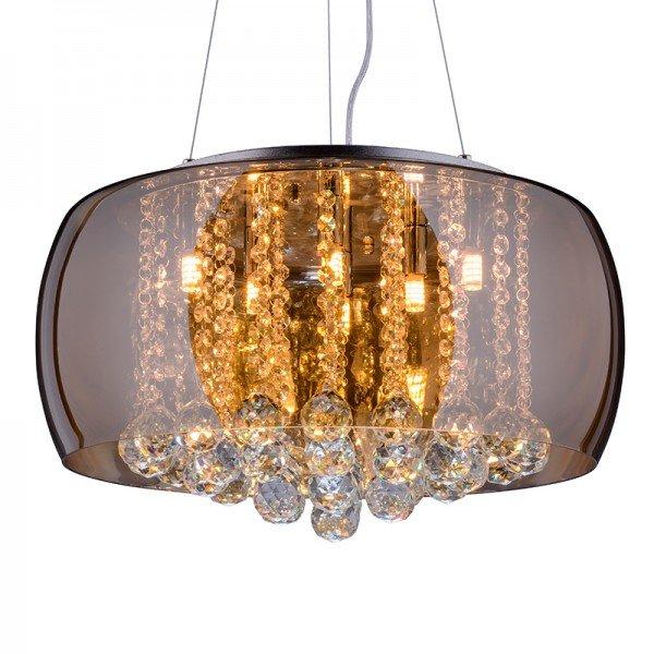 lustre pendente startec attractive 50 ambar g9 bivolt 1
