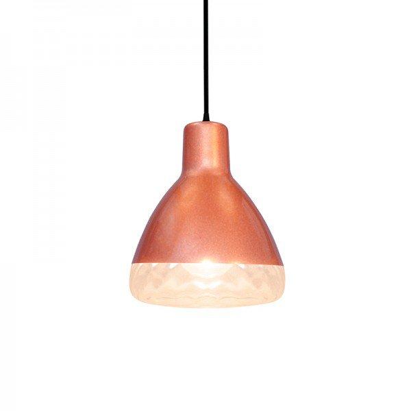 lustre pendente taschibra manisa cobre e27 bivolt 1