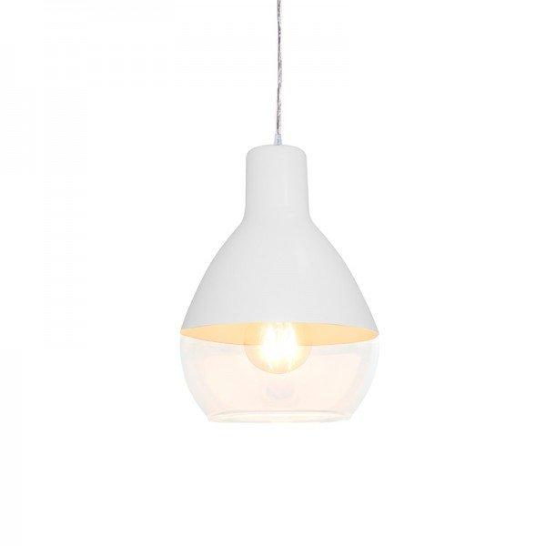 lustre pendente taschibra baloon branco e27 bivolt 1