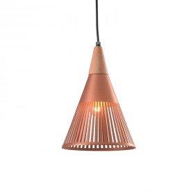 lustre pendente startec rpx brise e27 bivolt cobre 1