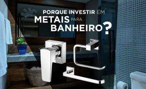 Porque investir em metais sanitarios