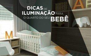 Como fazer a iluminação do quarto do bebe