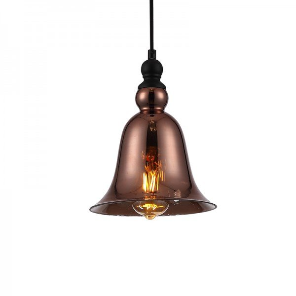 lustre pendente quality campane 731 e27 bivolt cobre 1