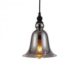 lustre pendente quality campane 731 e27 bivolt fume 1