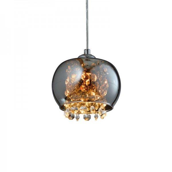 lustre pendente quality dublin 1279 g9 bivolt cromado 1