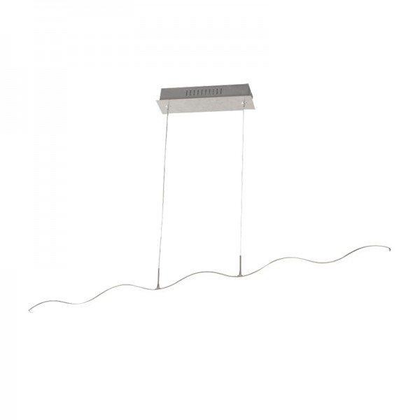 lustre pendente blumenau premium flow com led bivolt 1