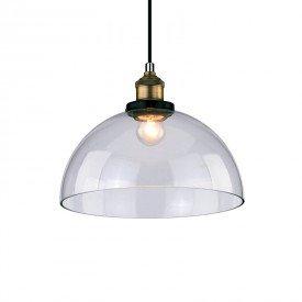 lustre pendente quality antique 603 transparente e27 bivolt 1