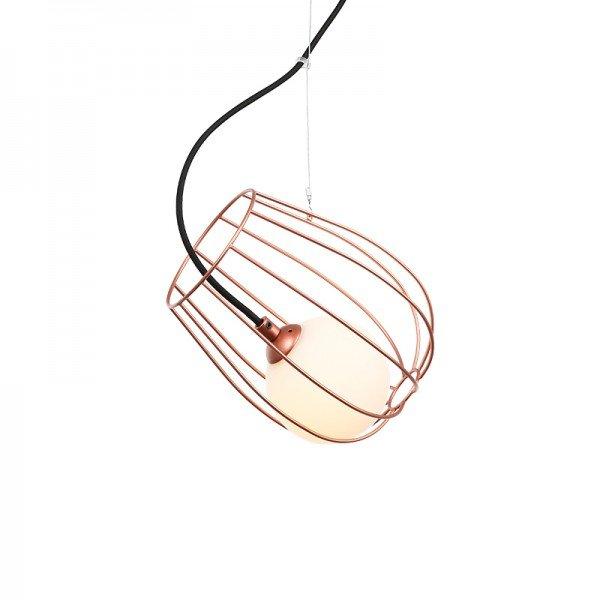lustre pendente quality depot 1344 cobre g9 bivolt 1