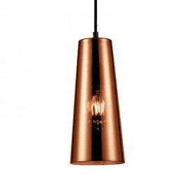 lustre pendente quality bugle 730 e27 bivolt cobre 1