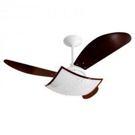 ventilador de teto venti delta new delta smart com 3 pas tabaco brancoresultado