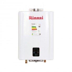 aquecedor de agua a gas rinnai e21 digital 1resultado