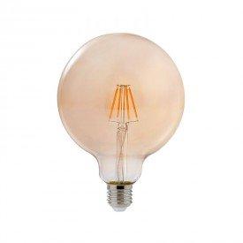 lampada led avant filamento globo g125 4w bivolt e27 1resultado