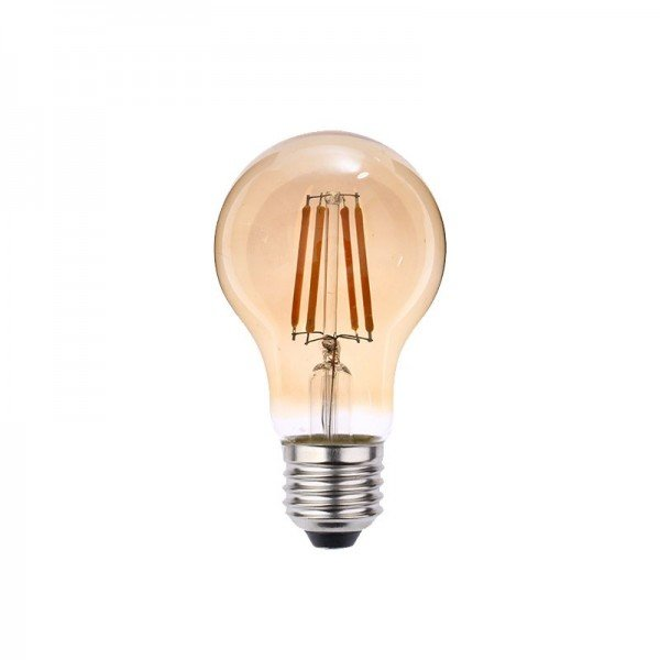lampada led blumenau filamento a60 4w bivolt e27resultado